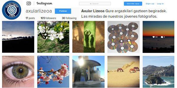 Ikastolako Instagram galeria berria