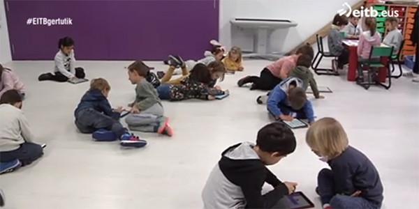La digitalización de las aulas
