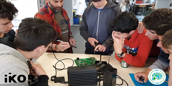 Praktikak IKOR Group enpresaren eskutik