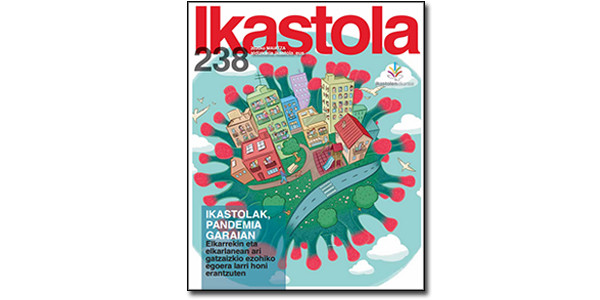 Revista ikastola en formato digital