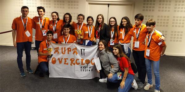 Continúa con éxito la campaña de crowdfunding para Overclock Axular