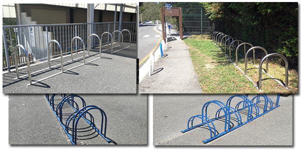 Nuevos aparcamientos para bicicletas