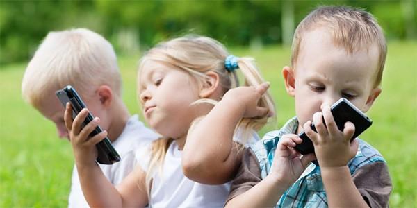 Gestionar los móviles de nuestros hijos